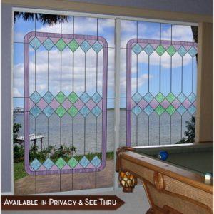 Deco Tint Colored Decorative Window Film
