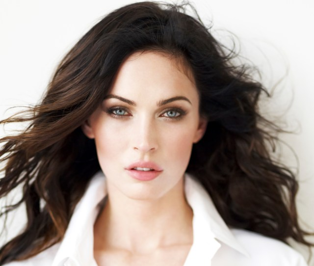 Megan Fox Actress Model Brunette