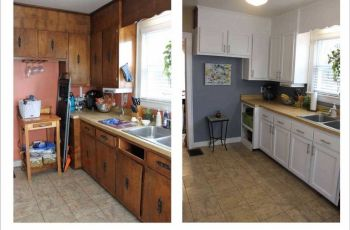 Best Paint For Kitchen Cabinets Sherwin Williams