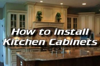 Installing Kitchen Cabinets Youtube
