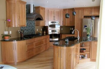 Kitchen Cabinets Handles Placement
