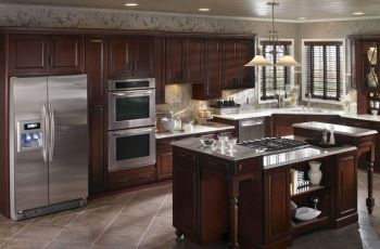 Kitchen Islands With Cooktop