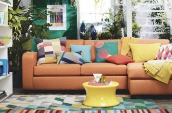 Leather Or Fabric Sofas