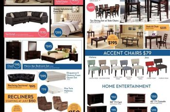 Living Spaces Ads