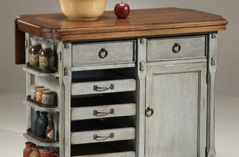Narrow Kitchen Storage Cabinet