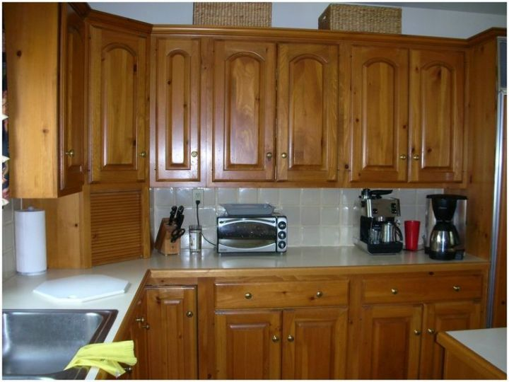 Paint Kitchen Cabinets Without Sanding Or Stripping