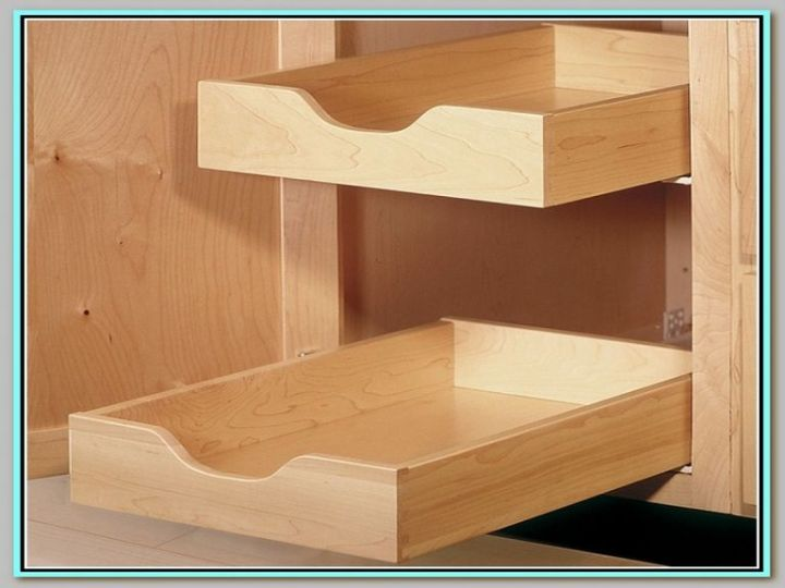 Undermount Drawer Slides Lowes