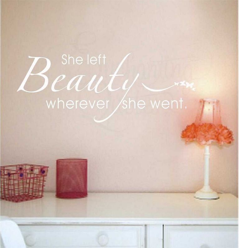 Wall Decals For Teen Girl