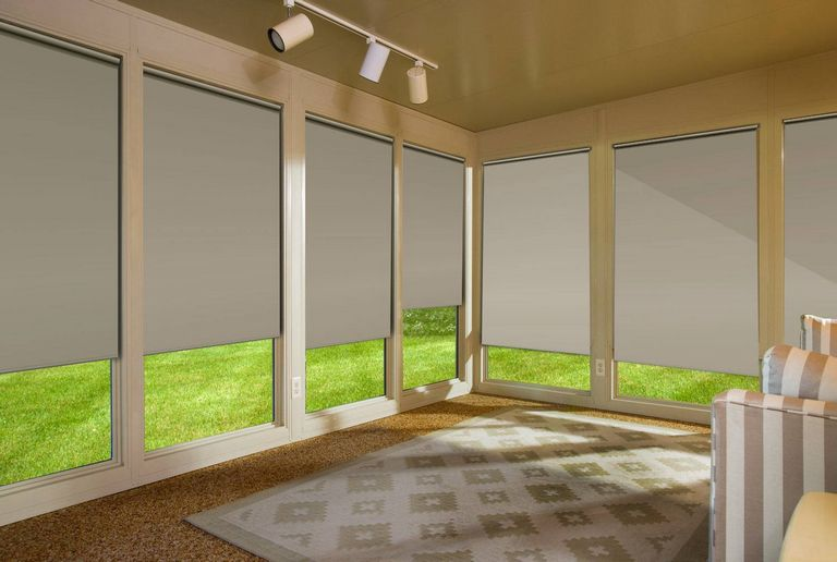 Window Treatment For Sunrooms