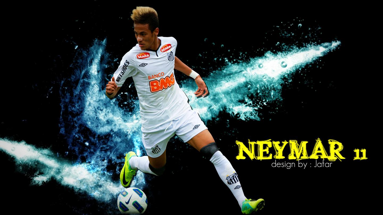 neymar football wallpaper