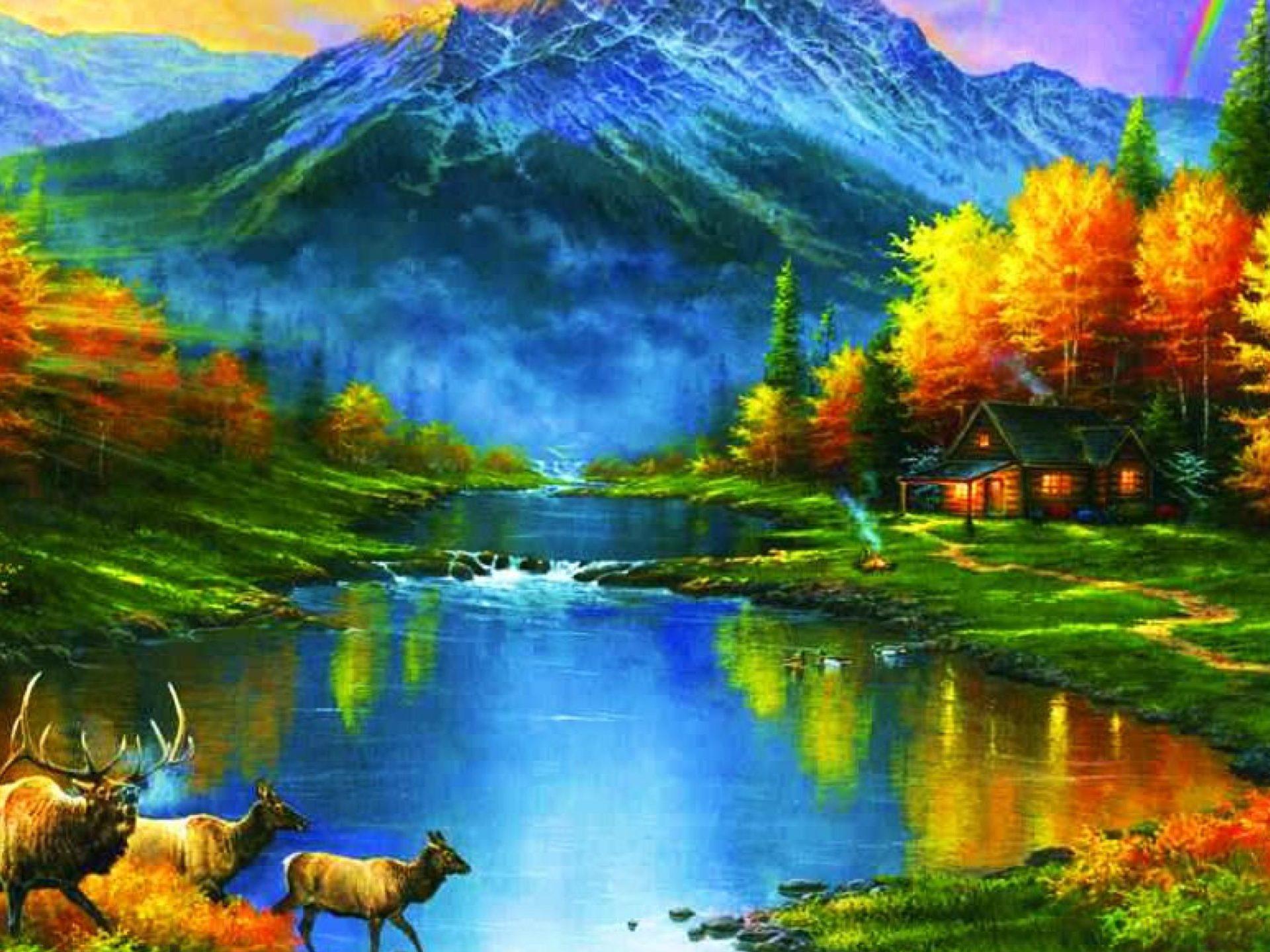 Fall Pc Wallpaper 1920x1200
