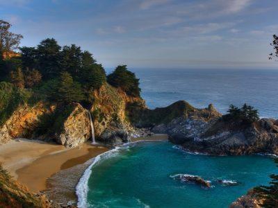 Sea Coast National Park Big Sur 0965 : Wallpapers13.com