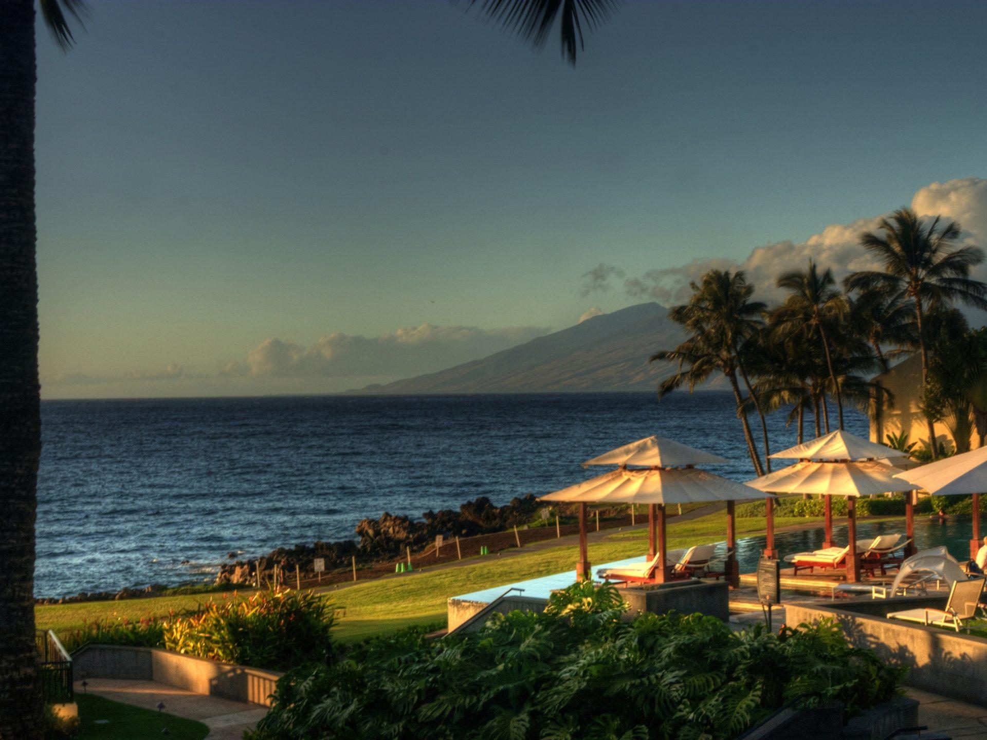 Wailea Maui Hawaii Desktop Background 560636