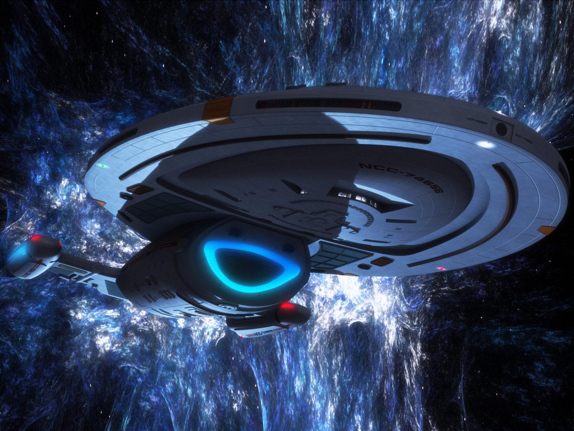 Star Specs Trek Ship Voyager