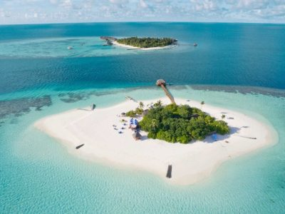 Vacation In Paradise Beaches On Small Island Maldives ...