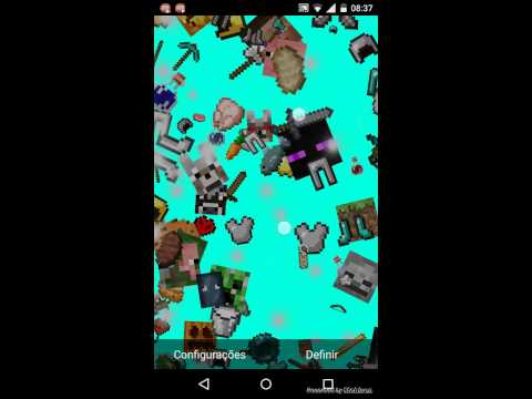 Minecraft Live Wallpaper For Phone Newwallpapers Org