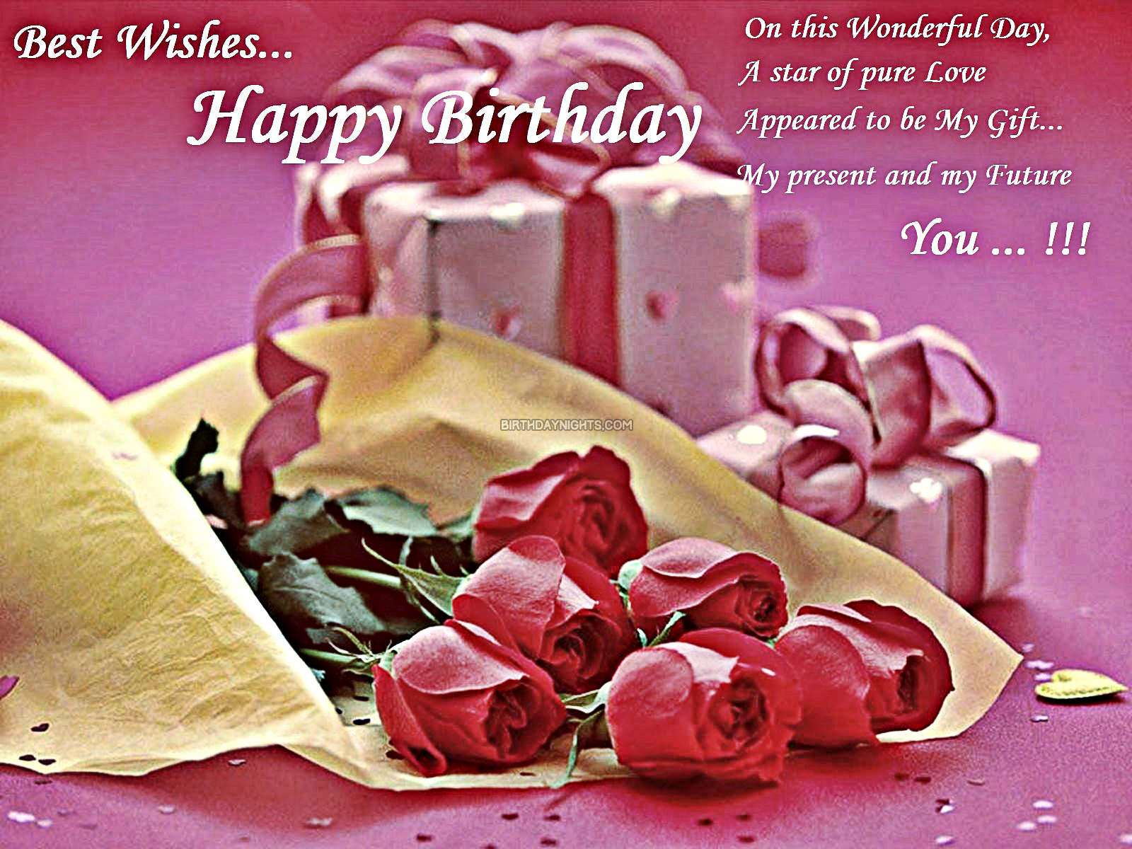 Download Advance Happy Birthday Wallpaper Gallery