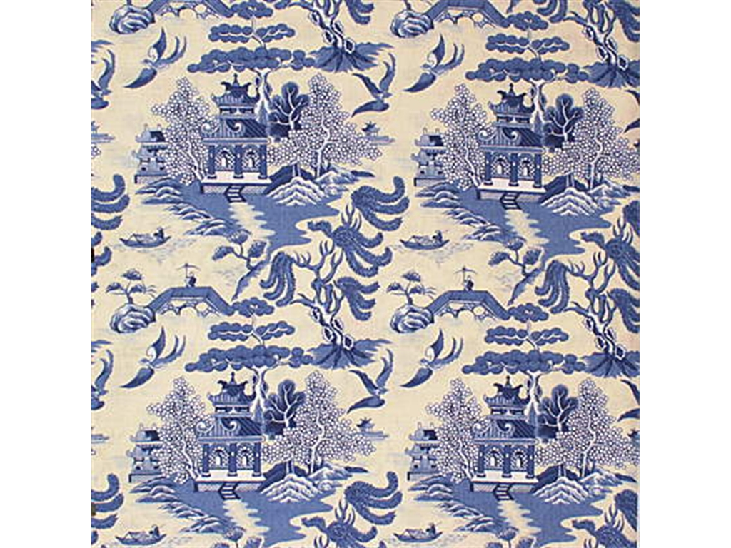 Download Blue Willow Pattern Wallpaper Gallery