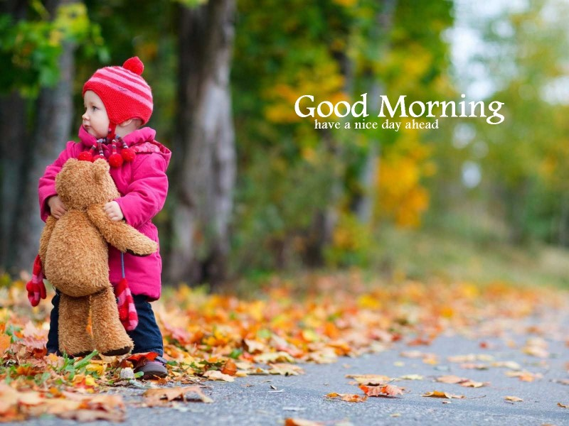 Good Morning Image Hd Child Best Hd Wallpaper