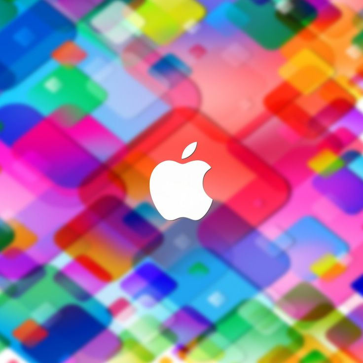Download Colorful Apple Logo Wallpaper Gallery