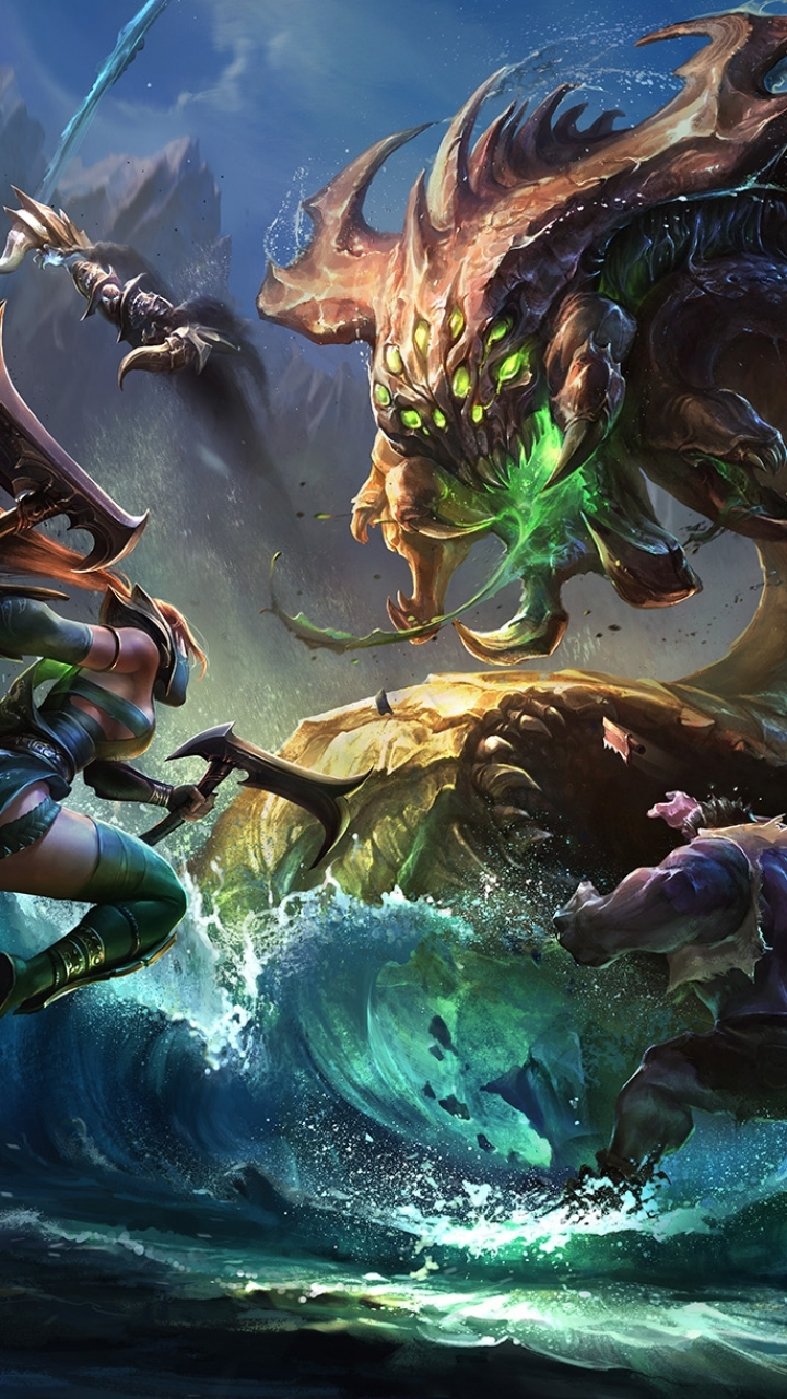 Download League Of Legends Mobile Wallpaper Gallery