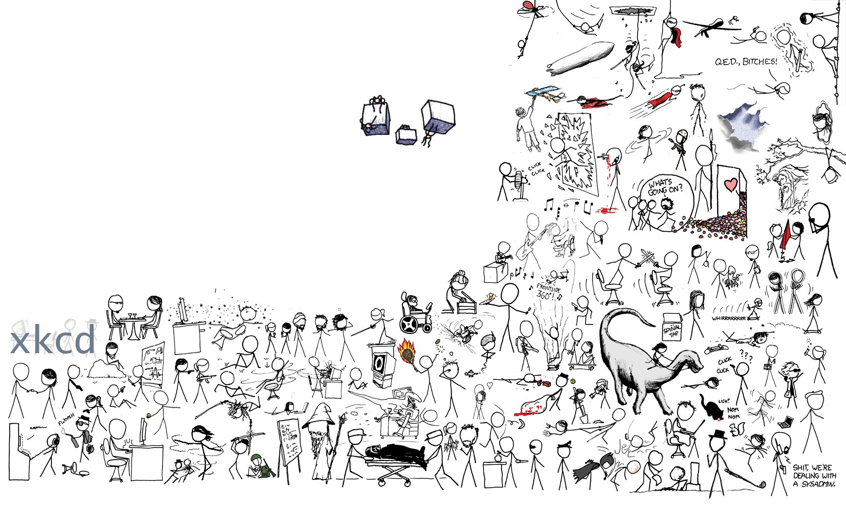 Download Xkcd Wallpaper Gallery