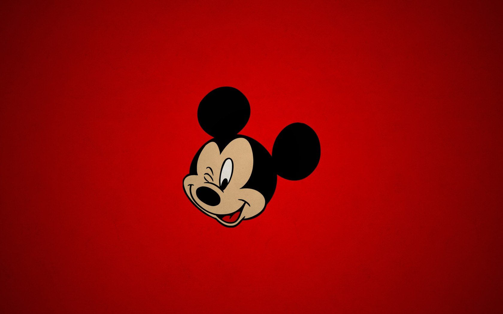 Cartoon Mickey Mouse Hd Wallpaper 03281 Wallpaperspick Com