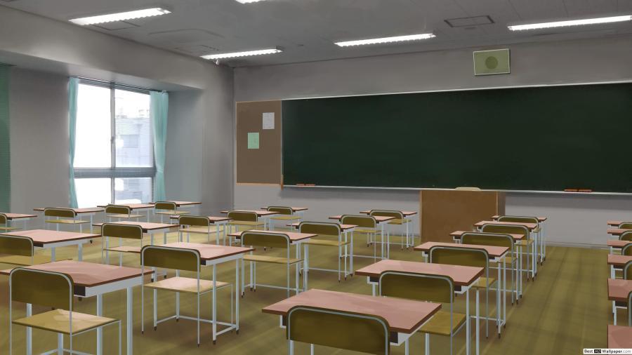 Classroom Hd - 3840x2160 - Download HD Wallpaper ...