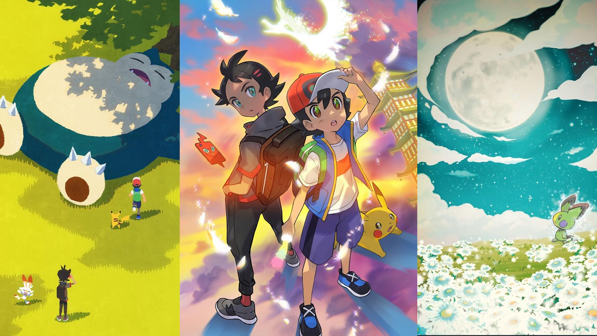 Pokemon Anime 1920x1080 Download Hd Wallpaper Wallpapertip