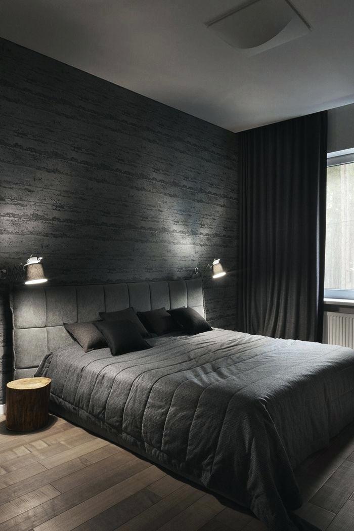 Wallpaper For Mens Room Black Room Decor Ideas 700x1050 Download Hd Wallpaper Wallpapertip