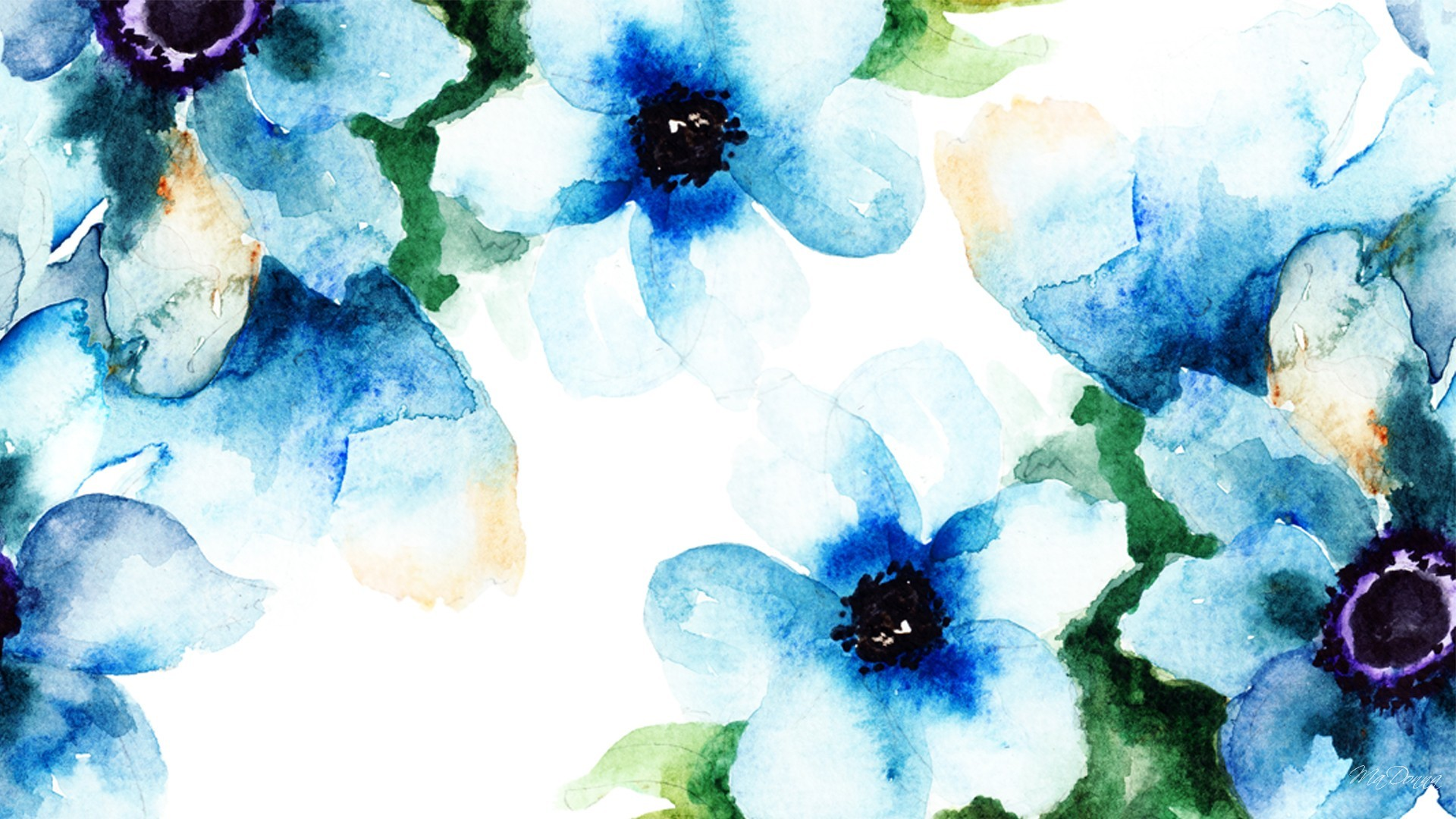 Watercolor Backgrounds Download Free Cool Hd Wallpapers Watercolor Pretty Desktop Backgrounds 1920x1080 Download Hd Wallpaper Wallpapertip