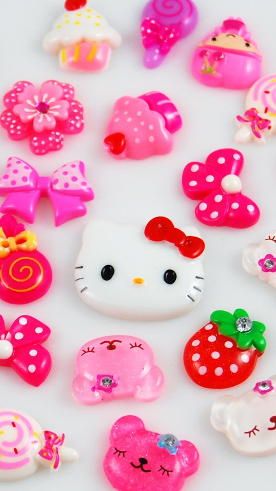 Cute Hello Kitty Iphone Plus Screen Wallpaper Home Screen Cute Wallpaper For Mobile 1080x1920 Download Hd Wallpaper Wallpapertip