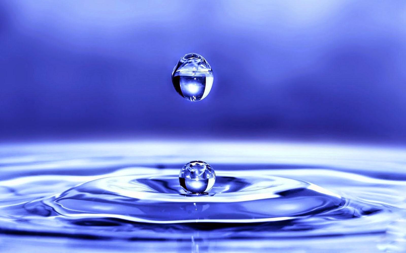 eau hd fond d ecran 3d goutte d eau