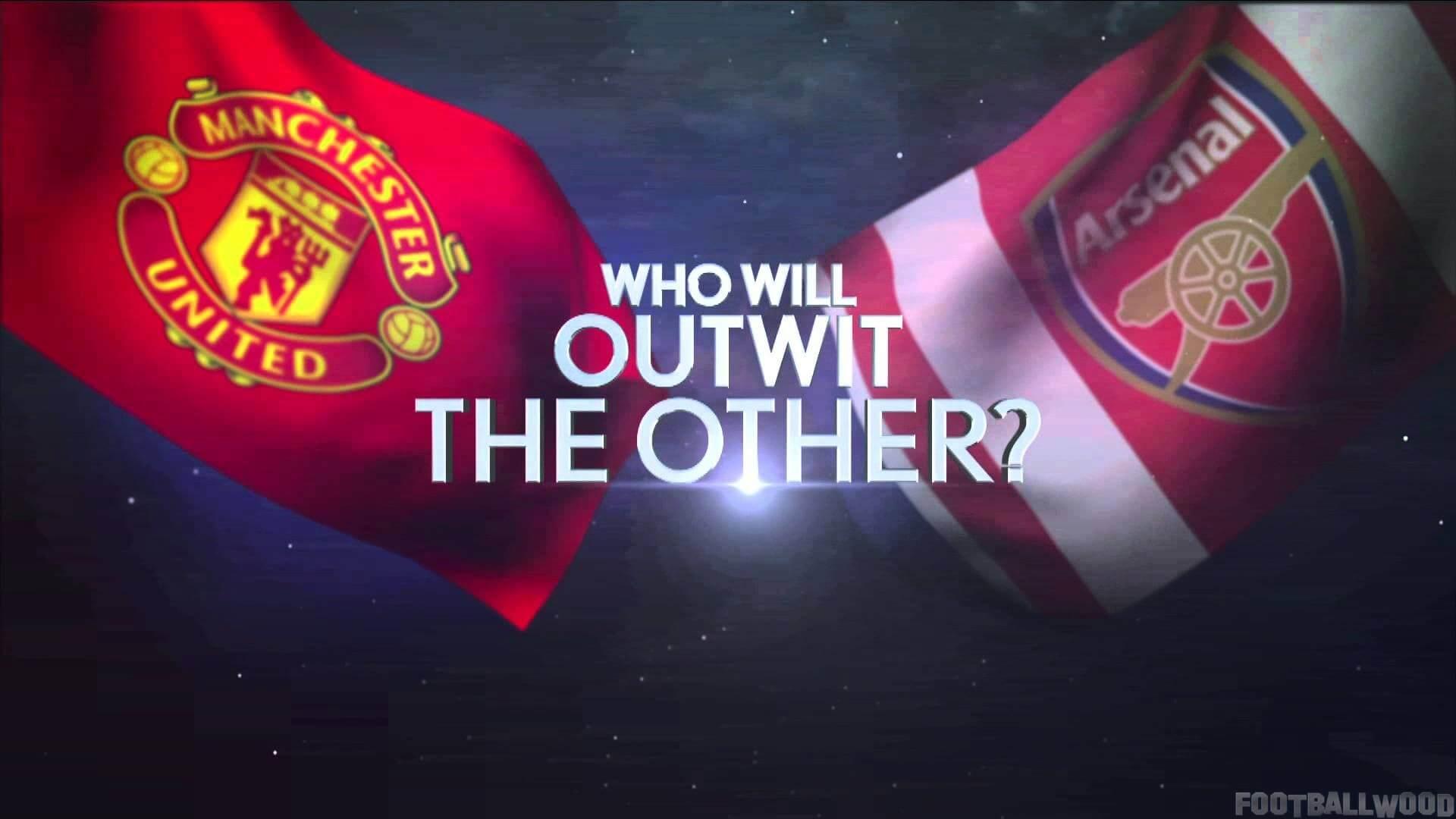 hd wallpaper of manchester united vs