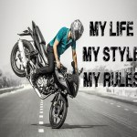 My Life My Style My Rules 1440x1280 Download Hd Wallpaper Wallpapertip