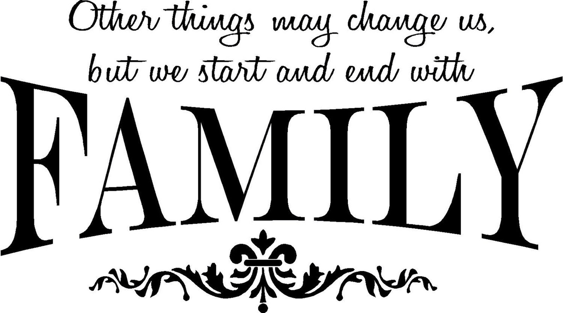 30 Lovely Family Quotes And Sayings Family Name Images Hd 1920x1070 Download Hd Wallpaper Wallpapertip