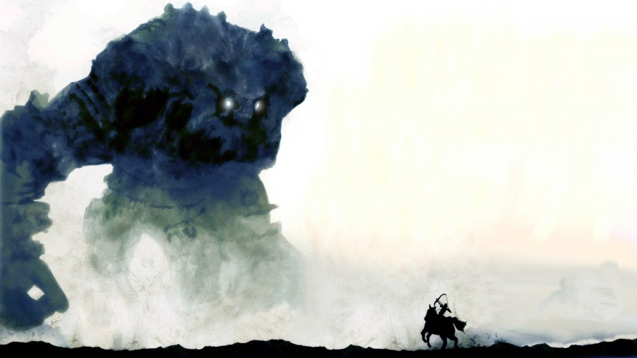 Video games Shadow of the Colossus video game art wallpaper     Video games Shadow of the Colossus video game art wallpaper   1920x1080    62892   WallpaperUP