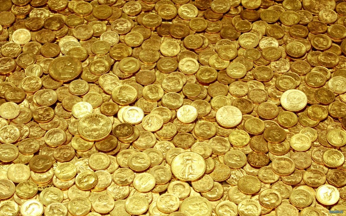 Coins gold yellow money wallpaper   1920x1200   65636   WallpaperUP coins gold yellow money wallpaper