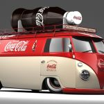 Volkswagen Bus Volkswagen Classic Car Classic Coca Cola Coke Tuning Coca Cola Products Wallpaper 1920x1080 84043 Wallpaperup