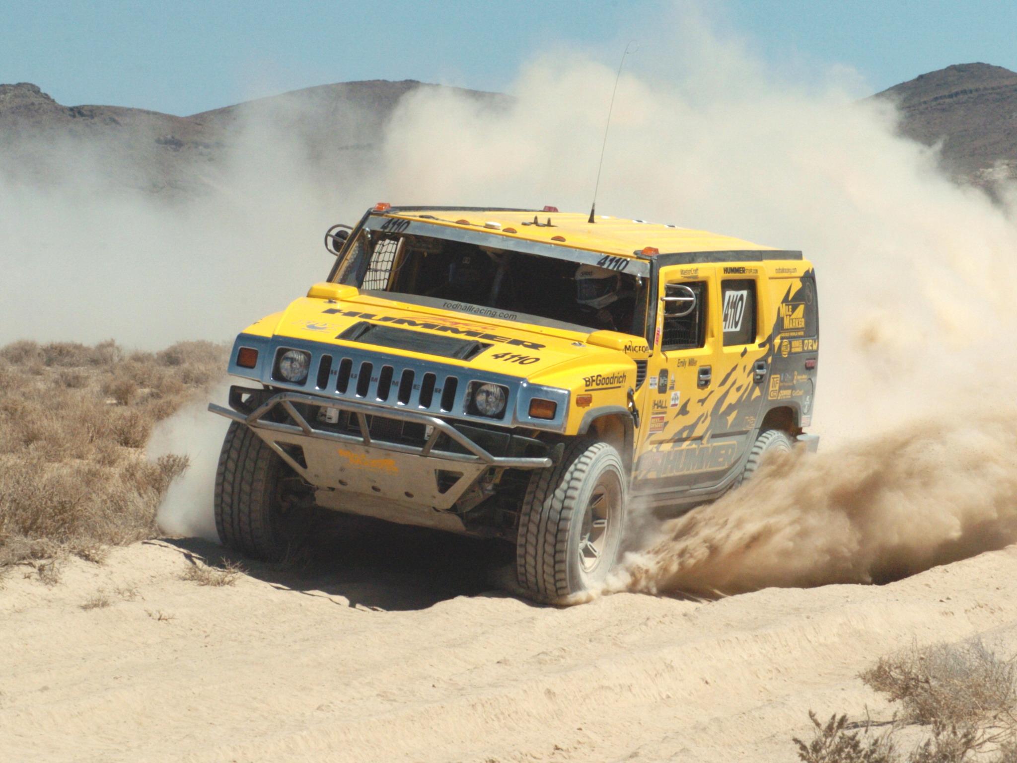 2007 Hummer H2 Race