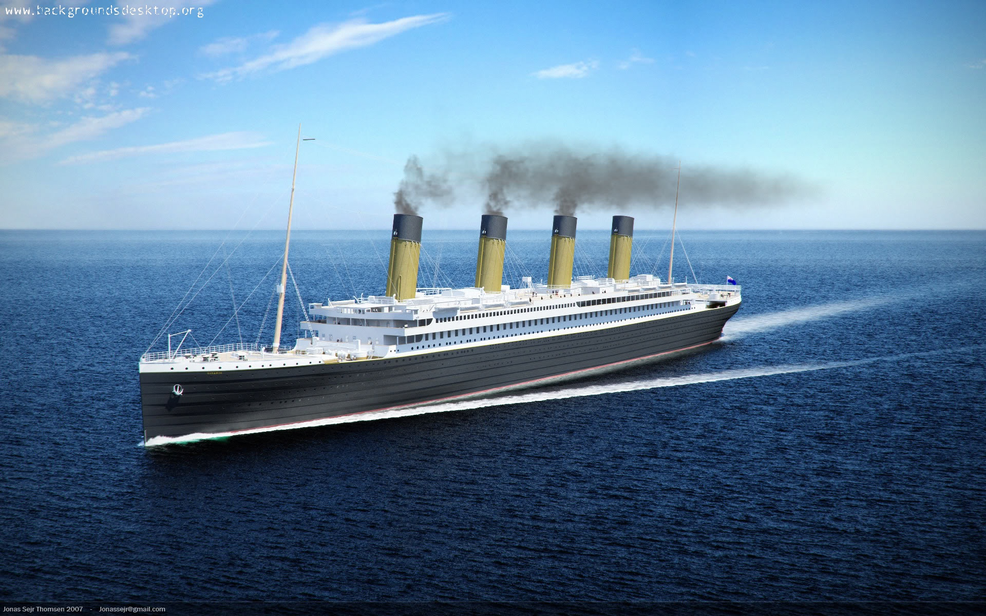 TITANIC Disaster Drama Romance Ship Boat Rq Wallpaper