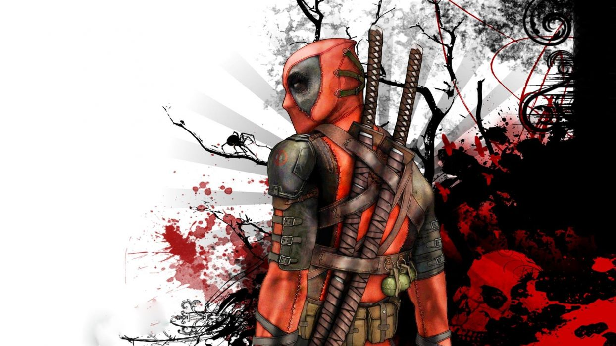 Deadpool wallpaper   1920x1080   281012   WallpaperUP Deadpool wallpaper