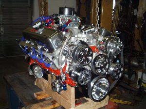 540 640Hp Stage Five Monster chevrolet Big Block Crate
