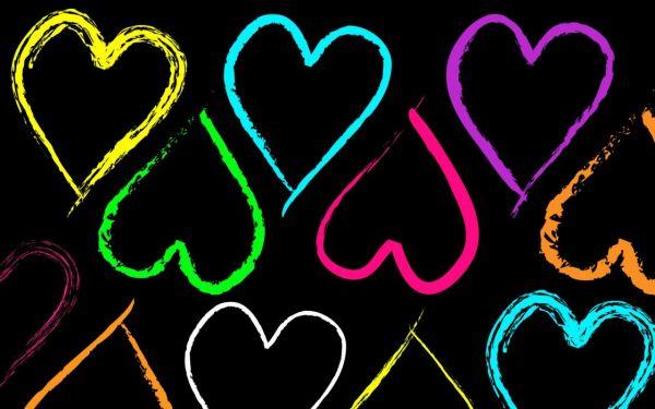 hearts colors # 35