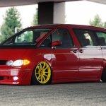 Toyota Estima Lucida Van Suv Tuning Custom Wallpaper 1680x1120 775376 Wallpaperup