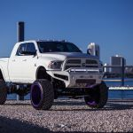 Dodge Ram 2500 White Cars Pickup Truck Adv1 Wheels Wallpaper 2400x1600 819909 Wallpaperup
