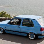 Volkswagen Golf Mk2 Tuning Custom Wallpaper 1600x1067 847767 Wallpaperup