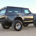 1992 Ford Bronco Offroad 4x4 Custom Truck Suv Wallpaper 2040x1360 989161 Wallpaperup