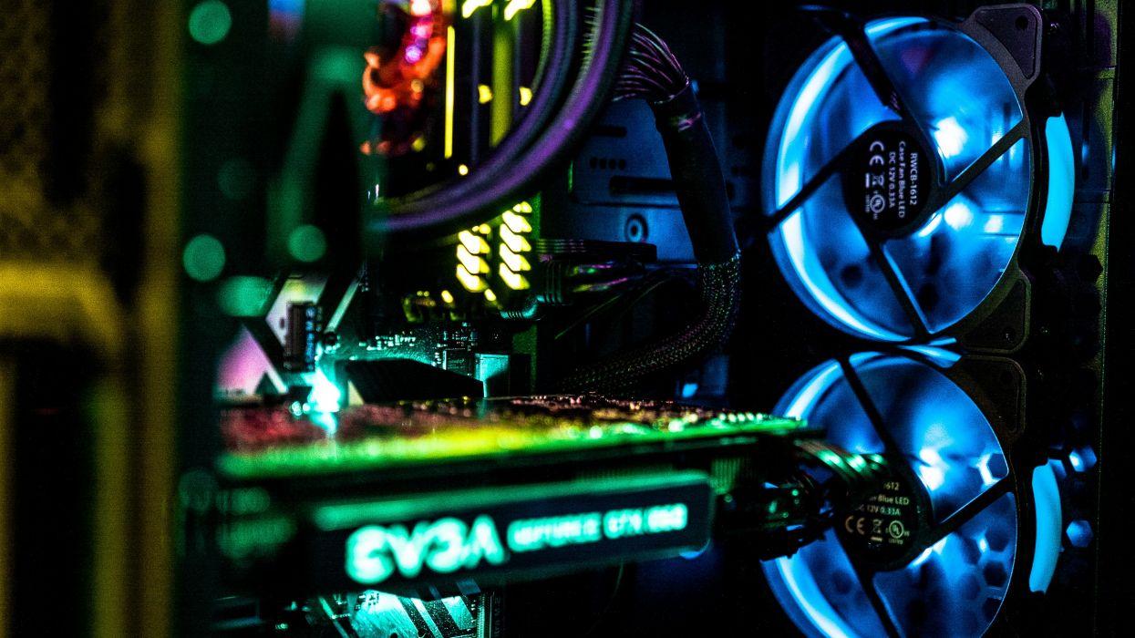 Computer Gamer Gaming Republic Technics Technology Electronic Videogame Custom Game Wallpaper 2561x1440 1148163 Wallpaperup