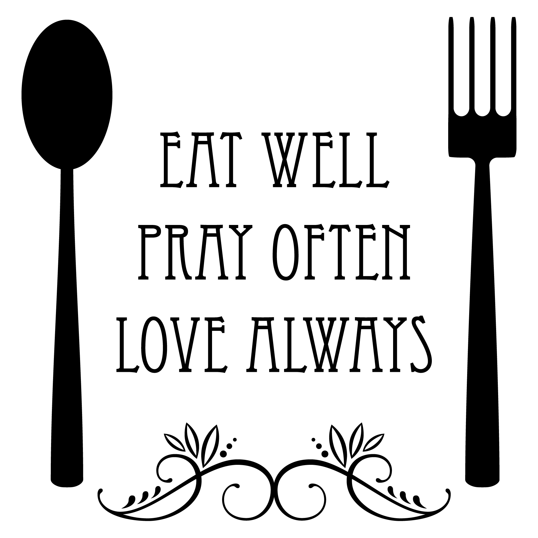 Spoon And Fork Quotes Quotesgram
